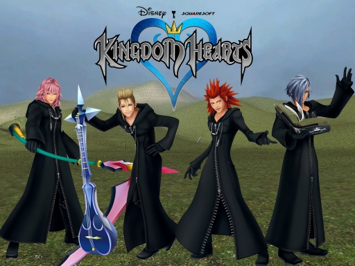 KH Org XIII Wallie