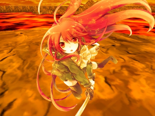 Shana the Red Swordbearer