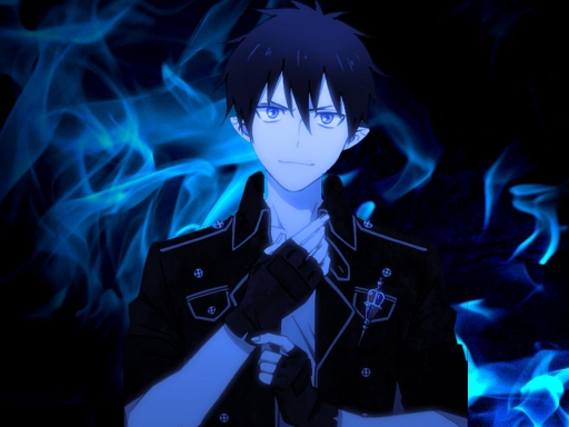 Rin the Blue Exorcist