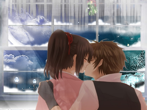 Mistletoe and Snow