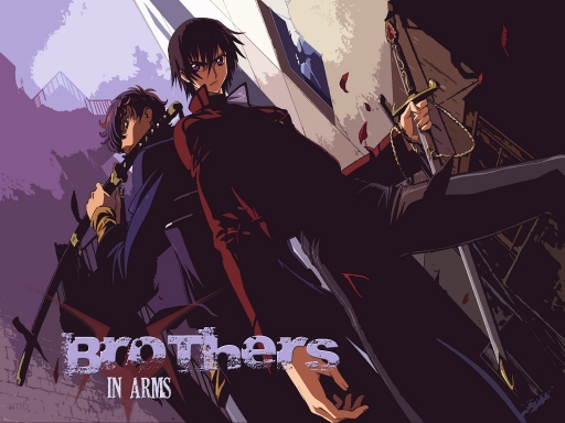 Brothers -IN- Arms