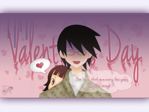 Valenspair's Day