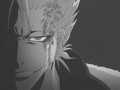 Grimmjow Jeagerjaques: Black o