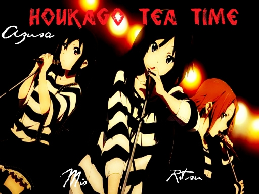 Houkago Tea Time