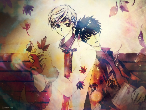 Touya and Yukito