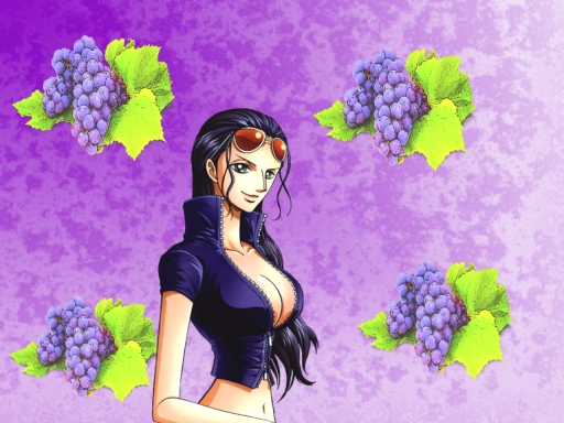Nico Robin 2 years later