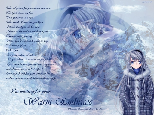 Your Warm Embrace