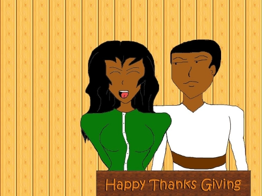 Happy Thanks Givings