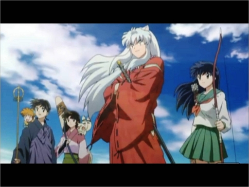 InuYasha Group Wallpaper