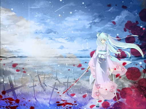 Love Is End Of Life Wallpaper : End of Life! by starwing12