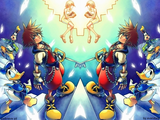 Sora's Relfection