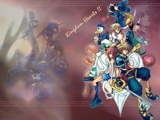 Kingdom Hearts Wallpaper Ii