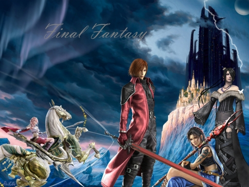 Final Fantasy- Castle