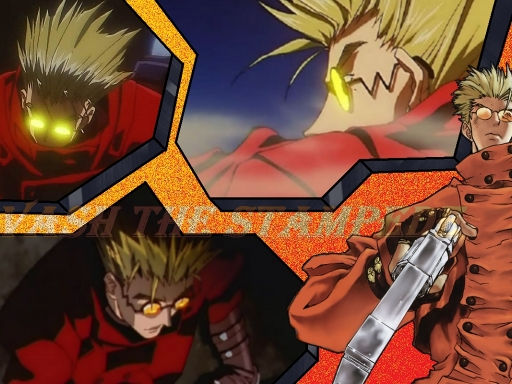 Vash The Stampede Fractured Gl