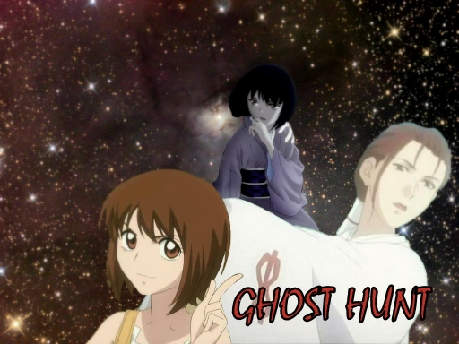 Ghost Hunt girls