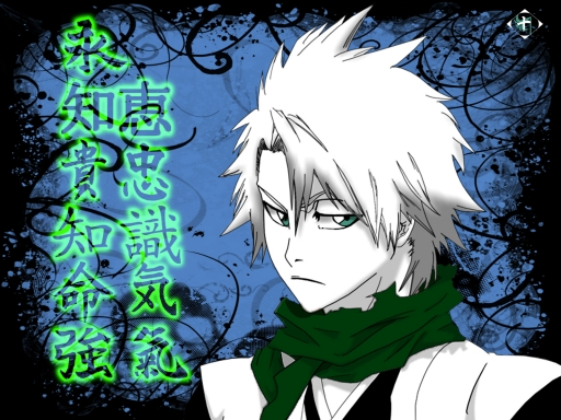 Captain Toshirou Hitsugaya