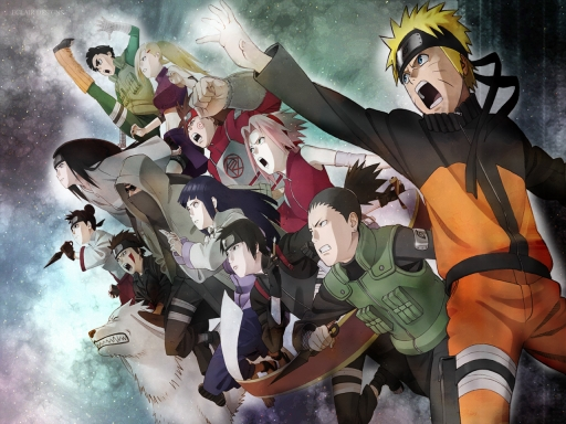 Naruto S. Group