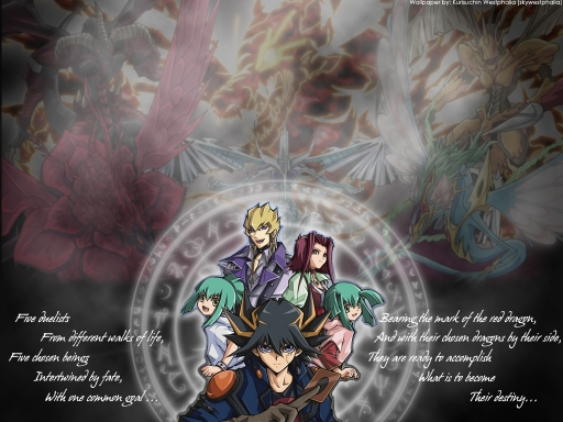 Five Duelists, One Destiny