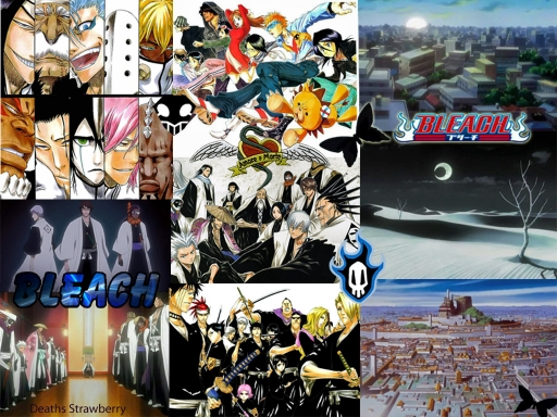 Bleach compilation