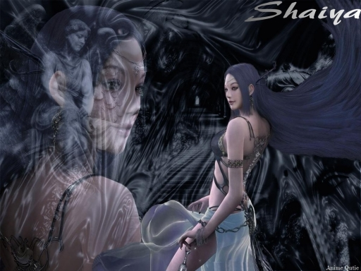 Shaiya Goddess of Darkness