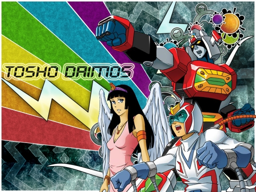 Tosho Daimos