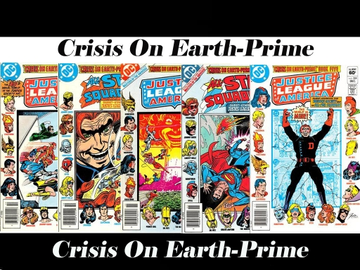 Crisis on earth prime