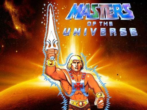 he-man and the masters of the