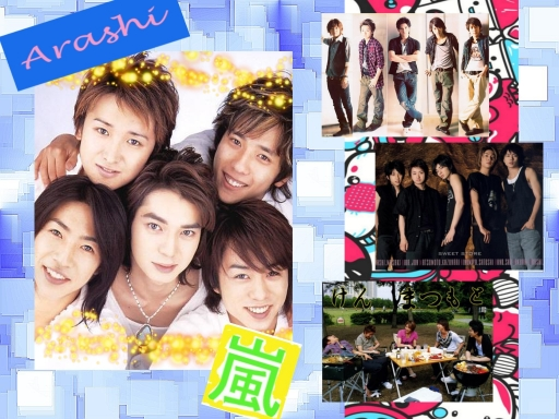 Arashi addiction