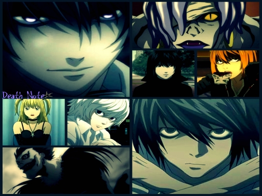 Death Note rocks!