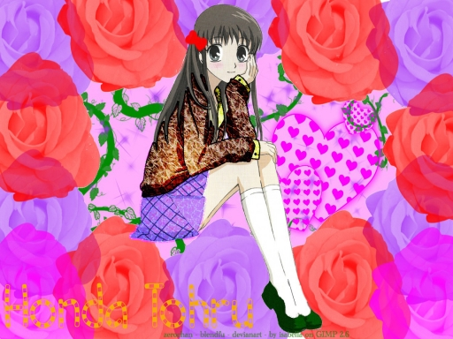 Fruits basket - toruh honda