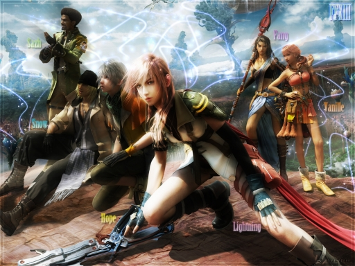 FFXIII Group