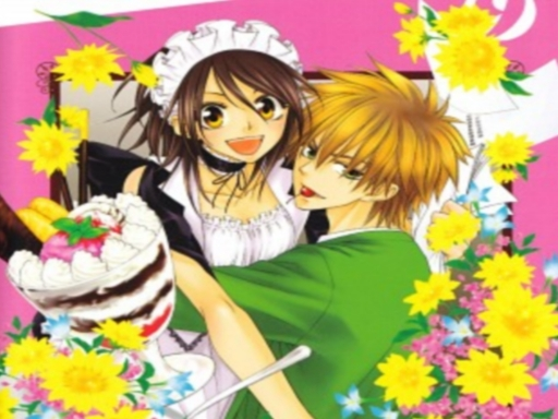 Usui and His Maid