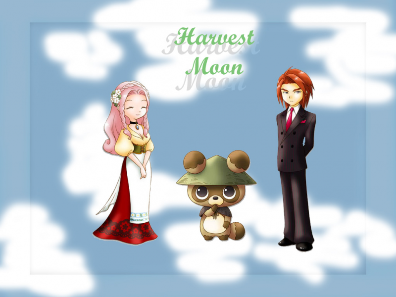 Harvest Moon - Hero of Leaf Va