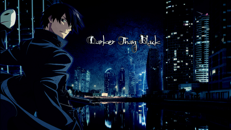 Darker Than Black (made by me)