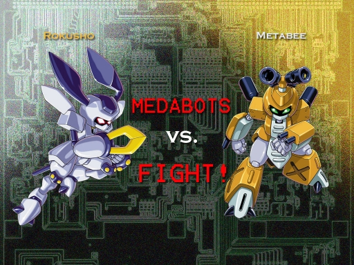 Medabots Fight!
