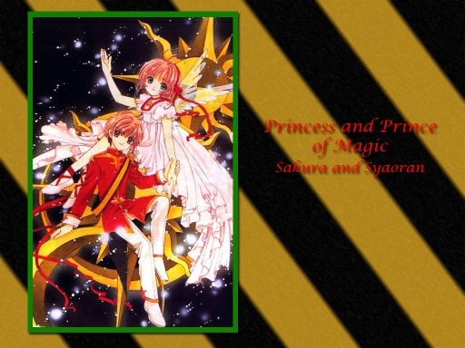 Princess and Prince of Magic