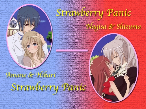 Strawberry Couple 3