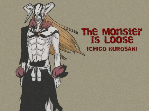 The Monster Is Loose