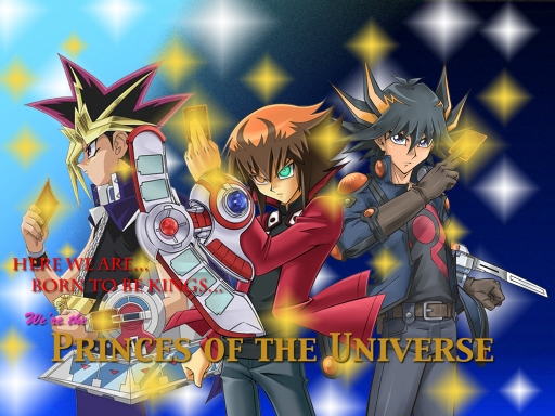 Princes of the Universe