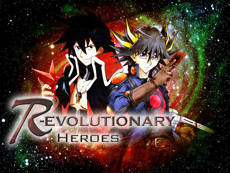 R-Evolutionary  Heroes