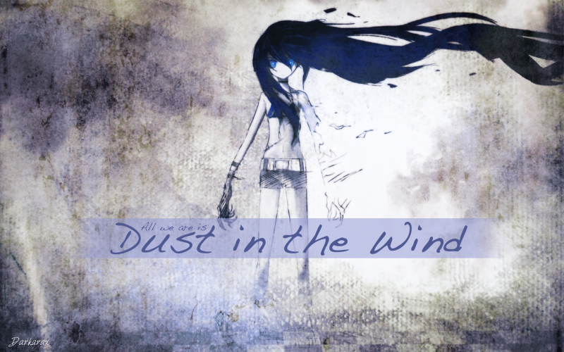 Dust In the Wind (Redux)