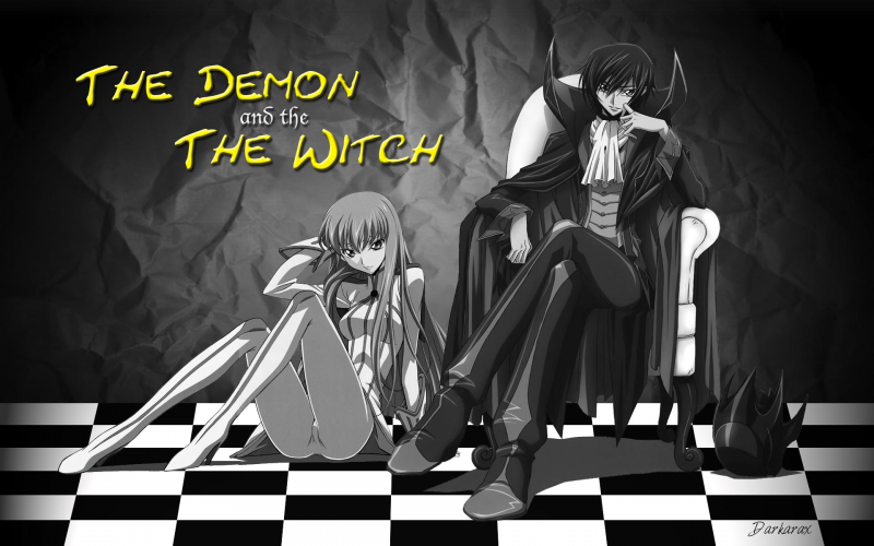 The Demon and the Witch
