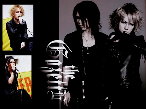 The Gazette - Ruki & Aoi