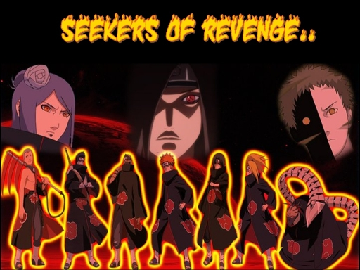 Seekers of Revenge..