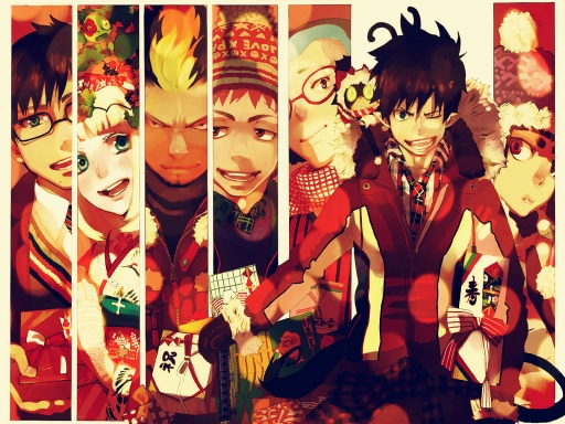 Blue Exorcist Christmas~