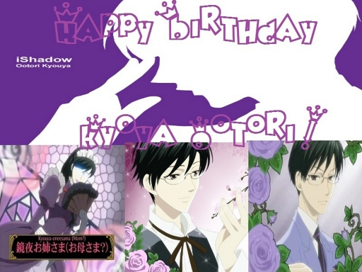 Happy Birthday, Kyoya!~