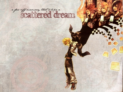 .:scattered dream:.