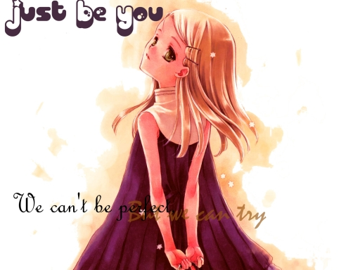 ~We Can Try~