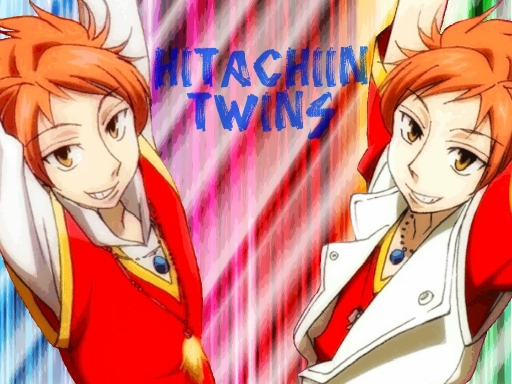 Hitachiin Twins