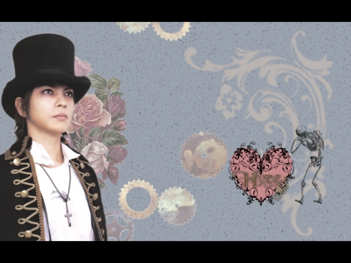 Hyde/Steam Punk (blue color)